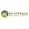 La Médiathèque Alphonse Daudet d'Alès