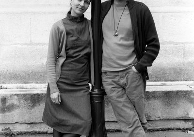 Arnaud Demuynck et Florence Deydier / 2006