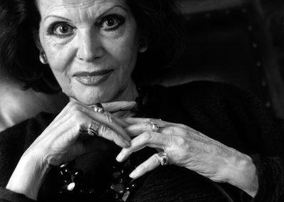 Claudia Cardinale / 2008