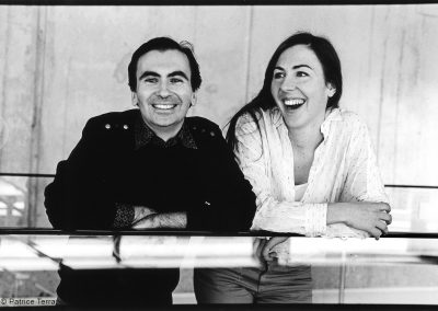 Olivier Bohler et Céline Gailleurd / 2015