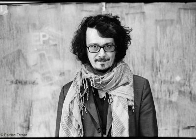 Philippe Borrel / 2014