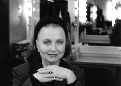 Anna Schygulla / 1998