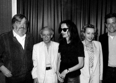 J.P. Chabrol, Samuel Füller, E. Hupert, Pauline Lafont et B. Pradal / 1985