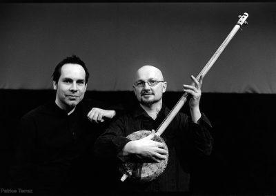 Ollivier Leroy et Pierre-Yves Prothais / 2008