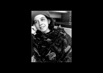 Marie-Clémence Paes / 2001
