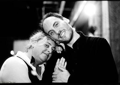 Patricia et Benjamin De Roubaix / 2015