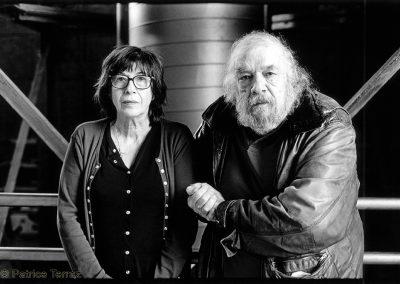 Blanche Finger et William Karel / 2018
