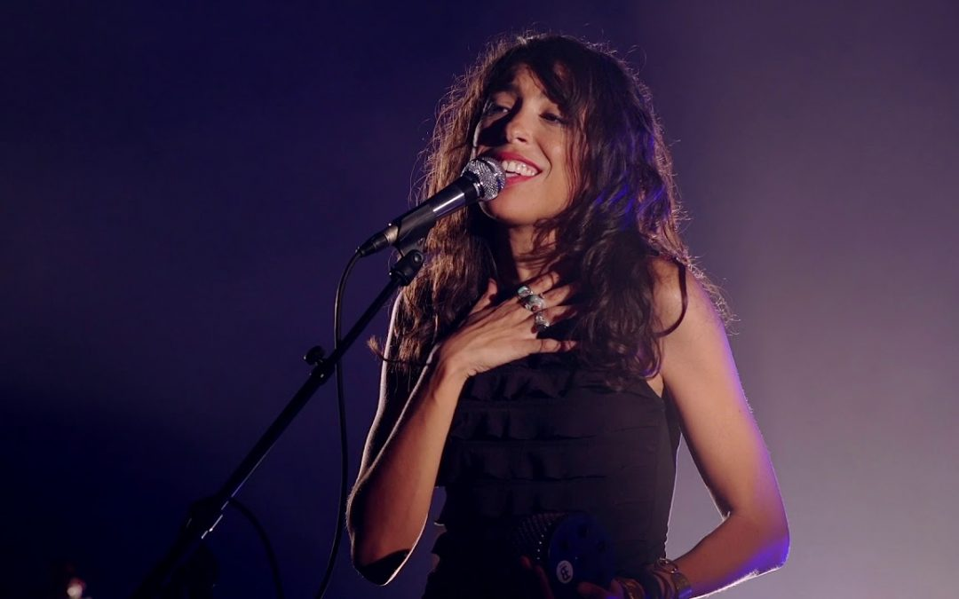 Concert en ligne de Djazia Satour